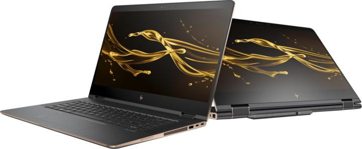 HP Spectre x360 15 (15-bl102nc), černá