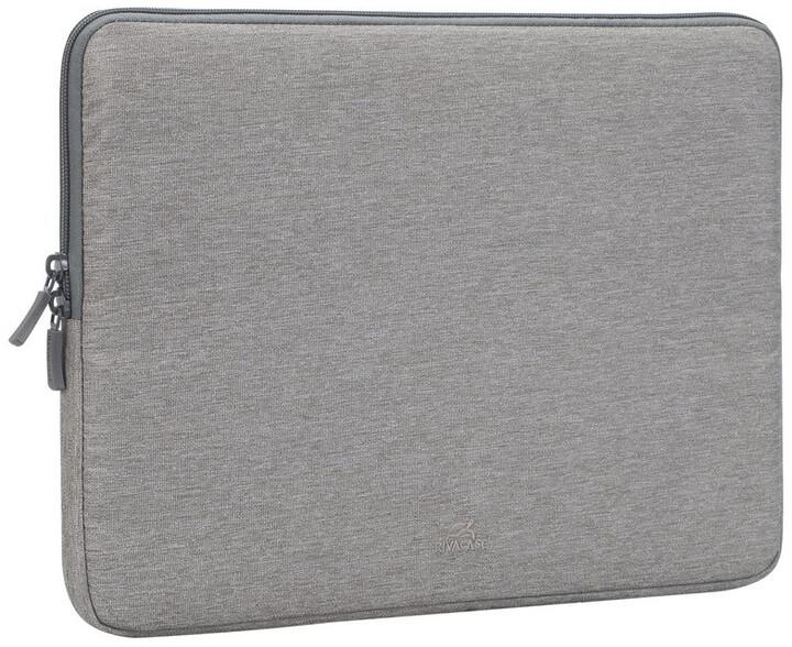 """RivaCase Suzuka 7705 pouzdro na notebook - sleeve 15,6"""", šedá"""