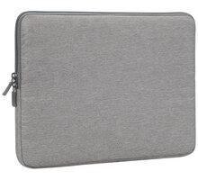 """RivaCase Suzuka 7705 pouzdro na notebook - sleeve 15,6"""", šedá - RC-7705-GR"""