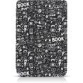 CONNECT IT Doodle pouzdro pro PocketBook 616/627/628/632, černá