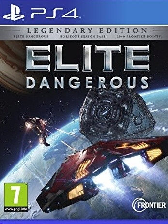 Elite Dangerous - Legendary Edition (PS4)