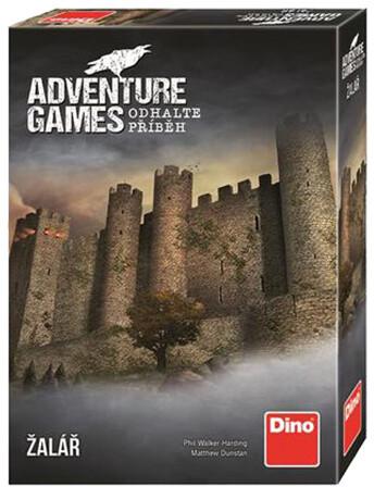 Desková hra Dino Adventure games: Žalář