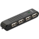 Trust 4 Port USB2 Mini Hub HU-4440p