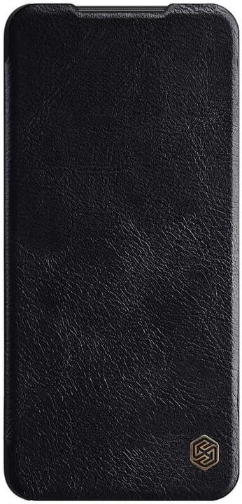 Nillkin pouzdro Qin Book pro Xiaomi Redmi Note 9 Pro/Note 9s, černá