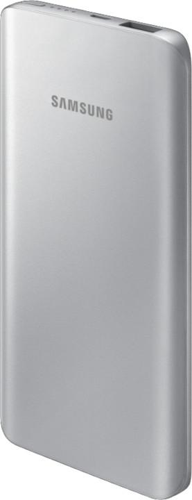 Samsung EB-PA500U externí baterie 5200mAh, stříbrná