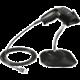 Zebra LS1203 1D snímač, USB kabel, stojánek, černá