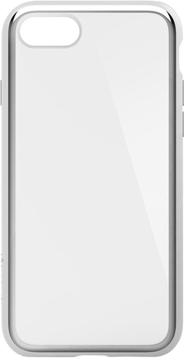 Belkin iPhone pouzdro Sheerforce Pro, pro iPhone 7+/8+ - stříbrné