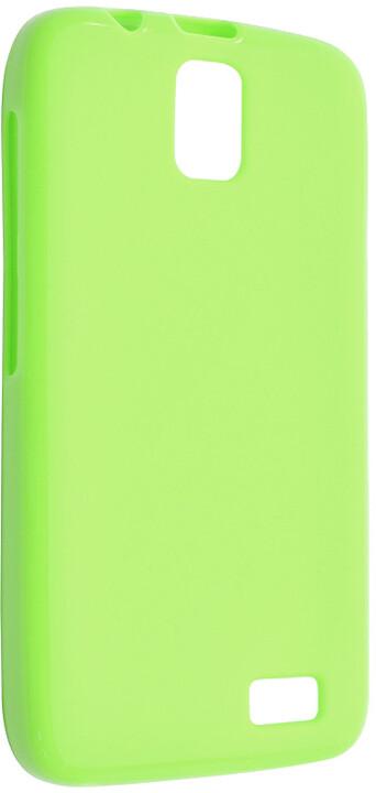 FIXED pouzdro pro Lenovo A328, zelená