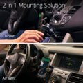 iOttie AutoSense Wireless Vent & CD Slot Mount