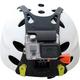 Rollei profesionální čelní držák na helmu pro kamery GoPro a ROLLEI