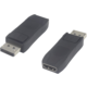 PremiumCord adaptér DisplayPort - HDMI Male/Female, support 3D, 4K*2K@30Hz