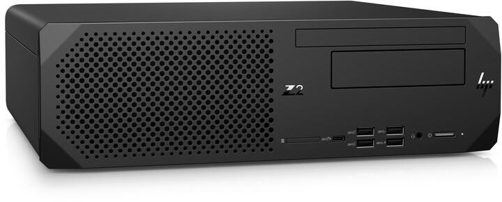 HP Z2 SFF G8, černá