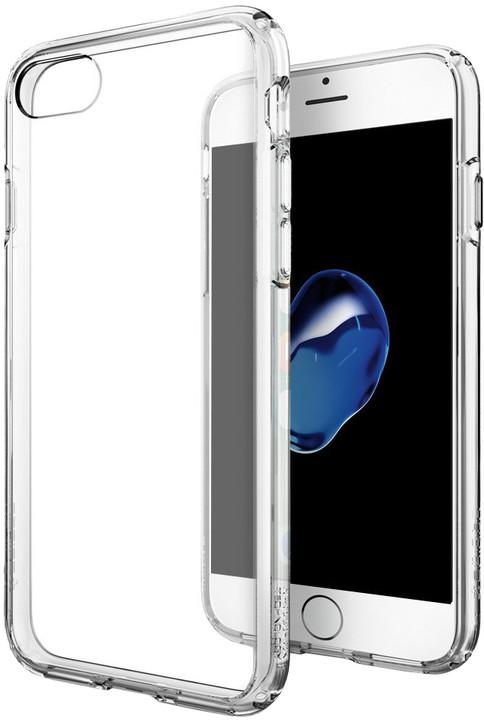 Spigen Ultra Hybrid pro iPhone 7/8, crystal clear