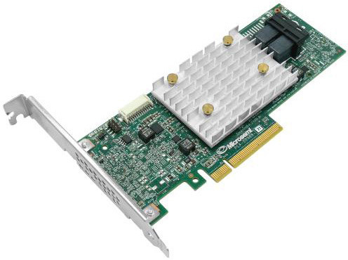 Microsemi Adaptec SmartHBA 2100-8i Single