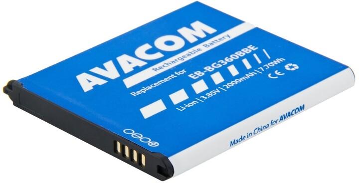 Avacom baterie do mobilu Samsung Galaxy Core Prime, 2000mAh, Li-Ion