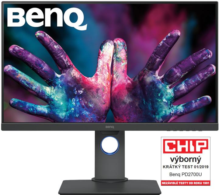 """BenQ PD2700U - LED monitor 27"""""""