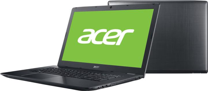 Acer Aspire E17 (E5-774G-5317), černá