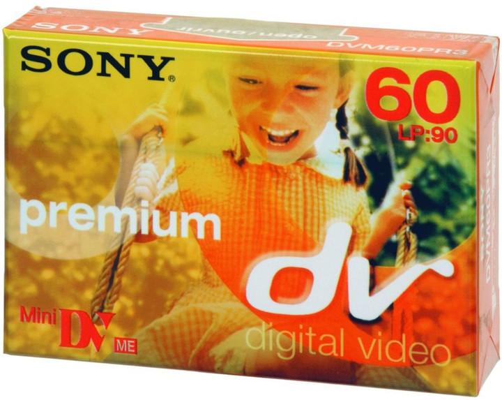 Sony DVM-60PR3 Premium 60min - MiniDV