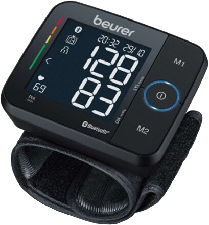 BEURER Tlakoměr BC 54, na zápěstí, Bluetooth