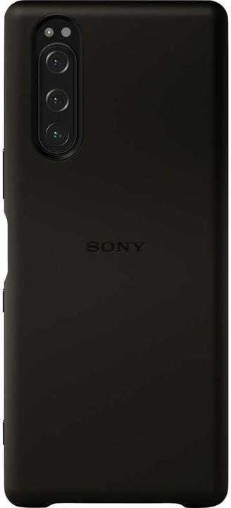 Sony SCBJ10 Style Back pouzdro pro Xperia 5, černá
