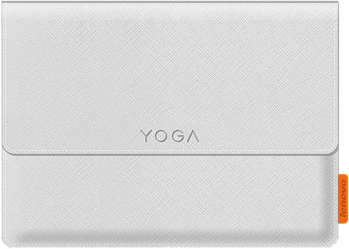 Lenovo pouzdro + fólie pro Yoga TAB 3 8, bílá