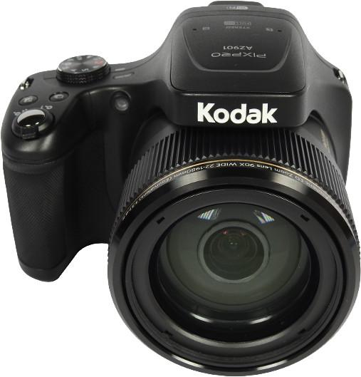 Kodak Astro zoom AZ901, černá