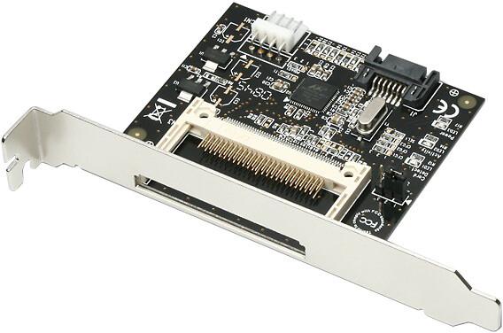 AXAGON SATA - 1x Compact Flash adapter interní