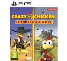 Crazy Chicken: Shooter Bundle (Moorhuhn) (PS5)