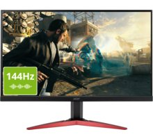 "Acer KG271Cbmidpx Gaming - LED monitor 27""  + Powerbanka 5000 mAh, bílá (v ceně 499,-)"