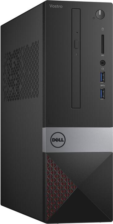 Dell Vostro 3250 SFF, černá