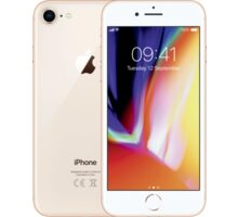 Repasovaný iPhone 8, 64GB, Gold
