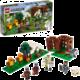 LEGO® Minecraft 21159 Základna Pillagerů, 303 dílků