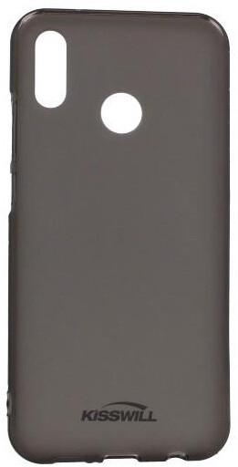 Kisswill TPU pouzdro pro Huawei P20 Lite, černá