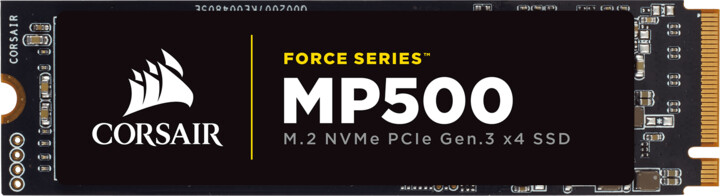 Corsair Force MP500 (M.2) - 480GB