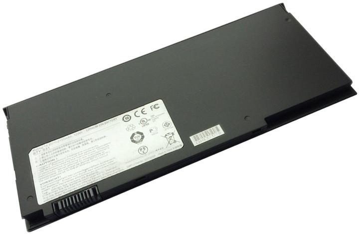 MSI baterie pro netbooky X320 a X30 a NB z nich odvozených, 2150mAh , 4-cell, černá