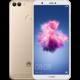 Huawei P smart, zlatá  + Huawei Original Folio Pouzdro pro Huawei P Smart, zlatá (v ceně 399 Kč) + Voucher až na 3 měsíce HBO GO jako dárek (max 1 ks na objednávku)