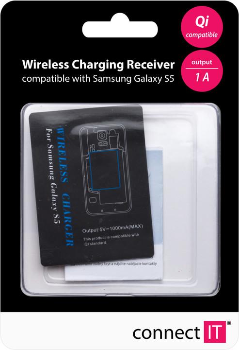 CONNECT IT bezdrátové nabíjení pro Galaxy S5