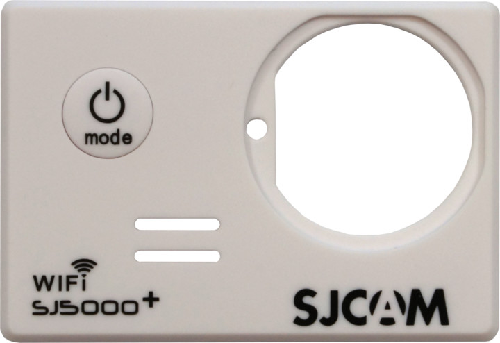 SJCAM ochranný kryt pro SJ5000 Plus, bílý