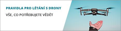 Pravidla pro létání s drony: Vše, co potřebujete vědět