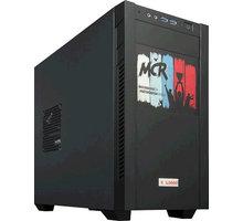 HAL3000 Mega Gamer MČR SE, černá