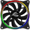 Evolveo Ptero FR1, Rainbow, 6pin, 5V RGB, 120mm