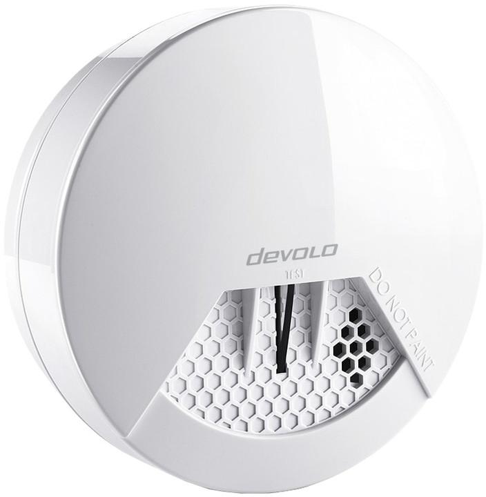 Devolo Home Control detektor kouře
