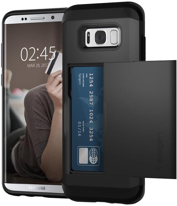 Spigen Slim Armor CS pro Samsung Galaxy S8+, black