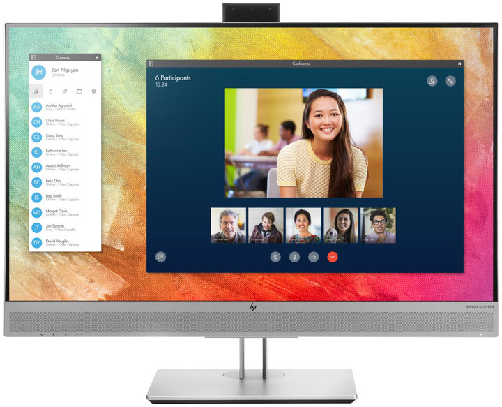 "HP EliteDisplay E273m - LED monitor 27"""