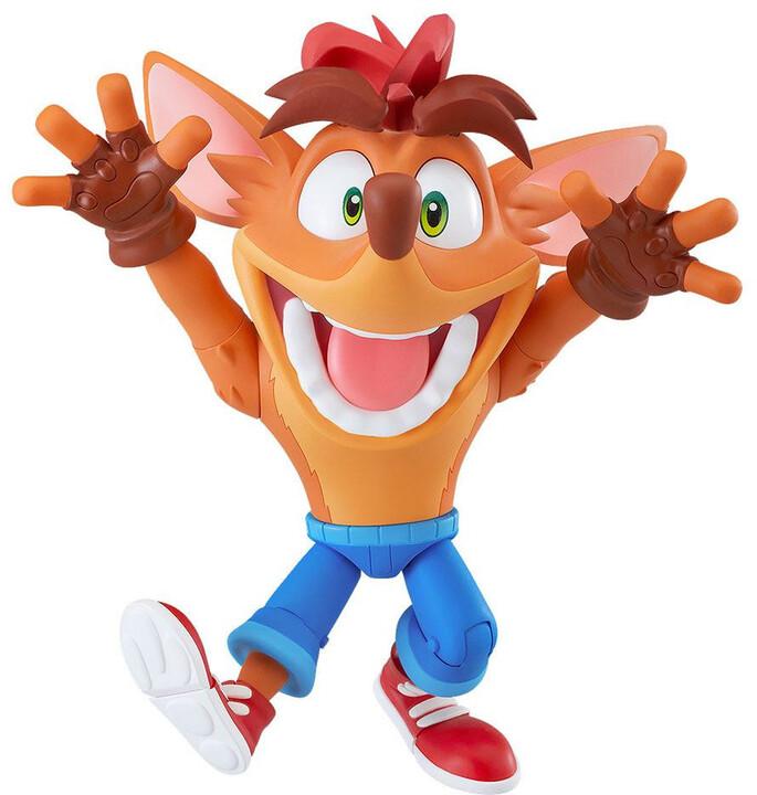 Figurka Crash Bandicoot - Crash (Nendoroid)