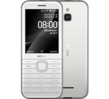Nokia 8000 4G, Dual SIM, White
