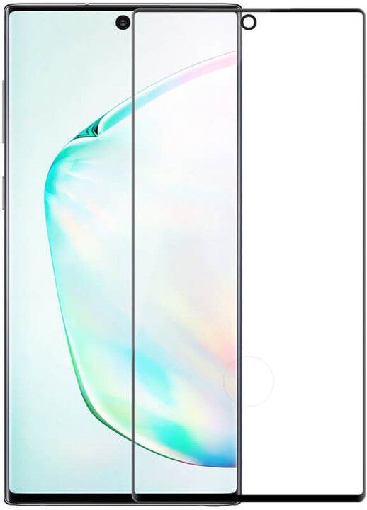 Nillkin tvrzené sklo 3D CP+ MAX pro Samsung Galaxy Note 10, černá
