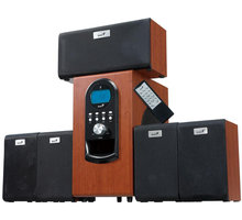 Genius SW-HF 5.1 6000 Dark Wood