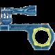 Rollei Bullbar 34, držák, modrá