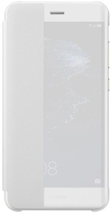 Huawei Original S-View Pouzdro pro P10 Lite, bílá